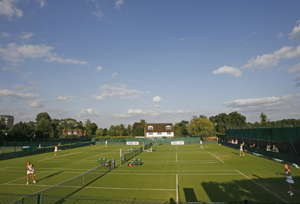 Road to Wimbledon 2009