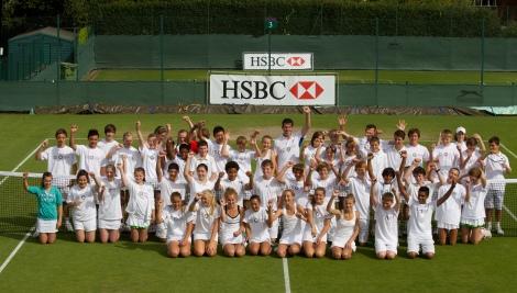 HSBC Road to Wimbledon 2011